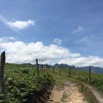 Camino senda costera