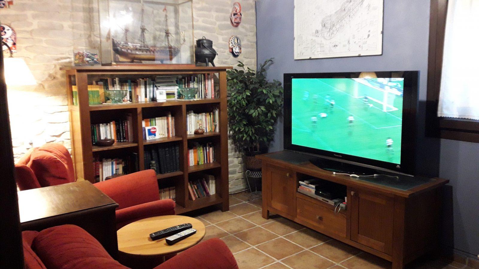 Sala de lectura y audiovisuales